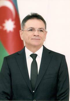 Azərbaycan Respublikasının müdafiə sənayesi naziri   Mədət Qəzənfər oğlu Quliyev